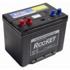 Rocket 12V 80Ah munka akkumulátor bal+