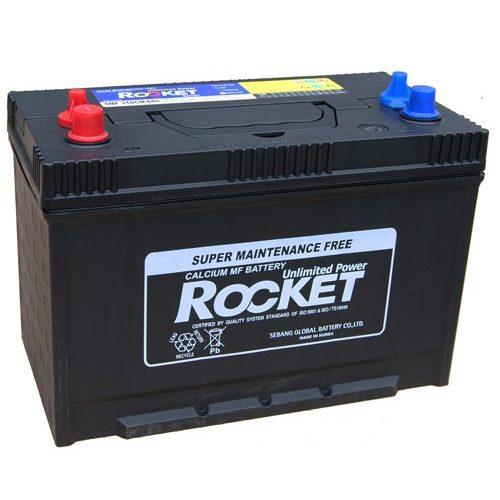 Rocket 12V 110Ah  bal+ munka akkumulátor