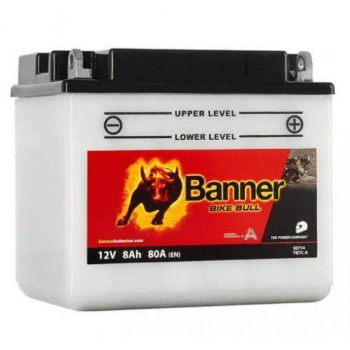 Banner Bike Bull YB7C-A jobb +