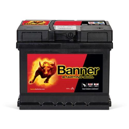 Banner Starting Bull 12V 44 Ah 360A jobb+