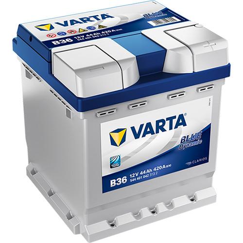 Varta Blue Dynamic 12 V 44 Ah 440 A jobb + (Fiat Punto)