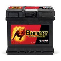 Banner Starting Bull 12 V 45 Ah 400 A jobb + akkumulátor