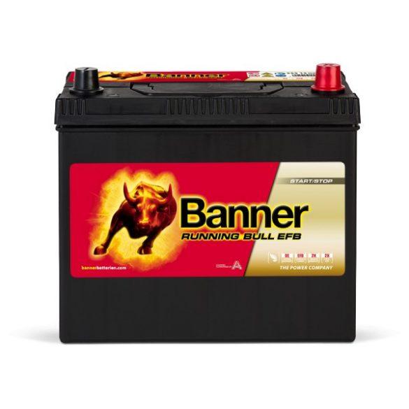 Banner Power Bull EFB 12V 55Ah 460A jobb+