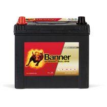 Banner Power Bull EFB 12V 65Ah 550A bal+
