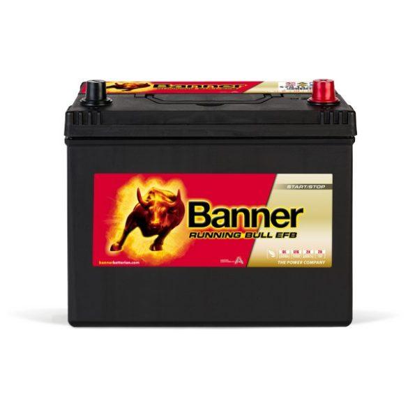 Banner Power Bull EFB 12V 70Ah 680A jobb+