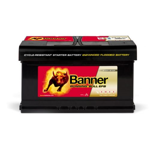 Banner Power Bull EFB 12V 75Ah 730A jobb+