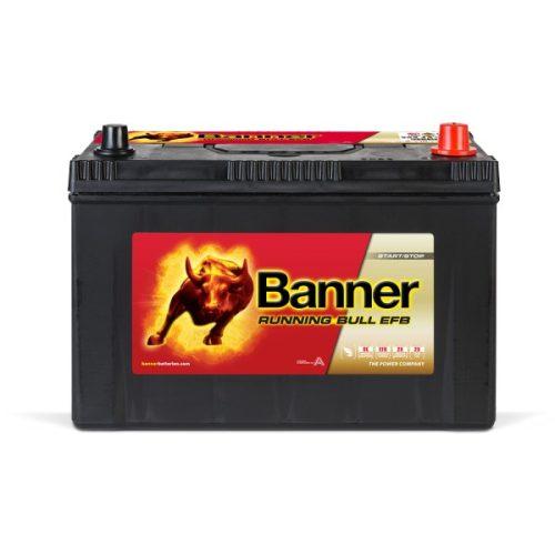 Banner Power Bull EFB 12V 95Ah 760A jobb+