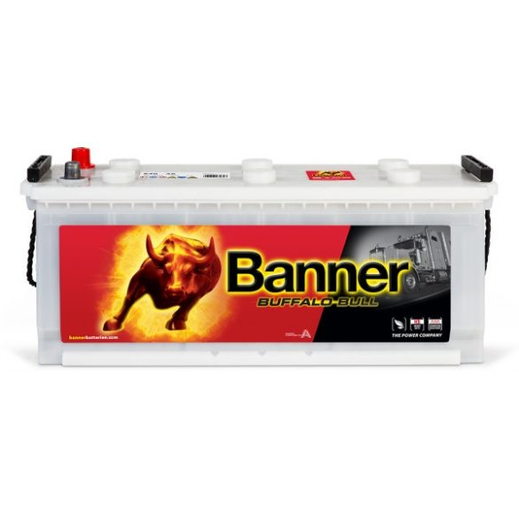 Banner Buffalo Bull 12V 150Ah 760A bal+