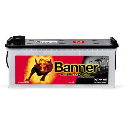 Banner Buffalo Bull 12V 150Ah 1150A bal+