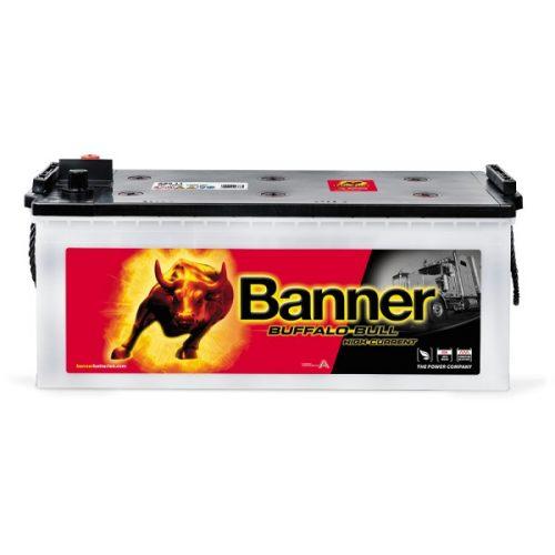 Banner Buffalo Bull 12V 180Ah 1400A bal+