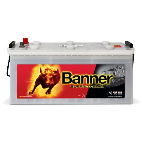 Banner Buffalo Bull 12V 225Ah 1050A bal+