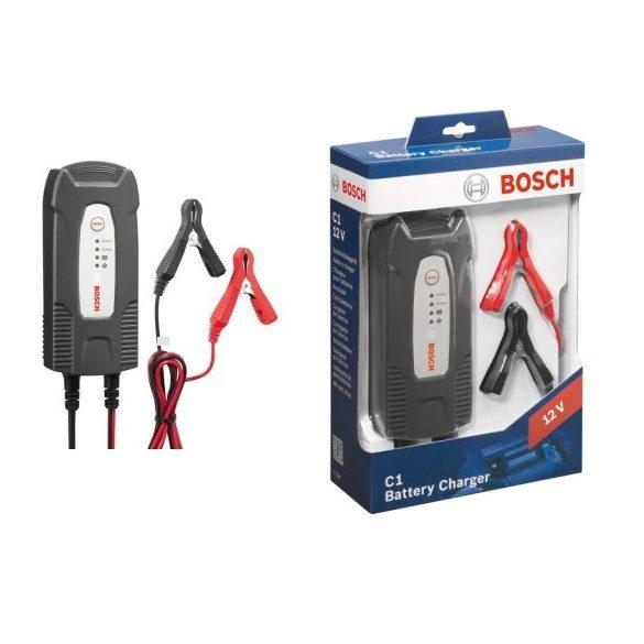 Bosch akkumulátor töltő C1  3,5A