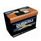 Duracell Advanced autó akkumulátor 12 V 74 Ah 680 A jobb +