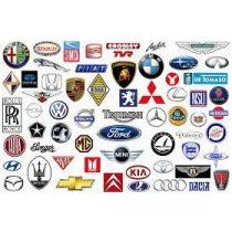 Duracell Starter autó akkumulátor 12 V 45 Ah 400 A jobb +