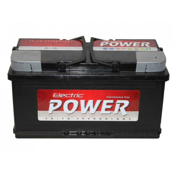 Electric Power 12 V 90 Ah 720 A jobb +  (190 mm)