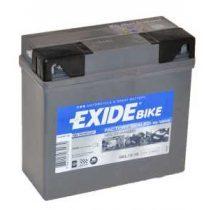 Exide Gel 12 V 19 Ah  jobb +BMW akkumulátor