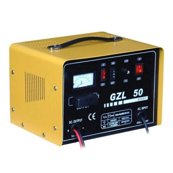 Giant GZL 50 akkumulátor töltő 12 V 30/ 24 V 20 A