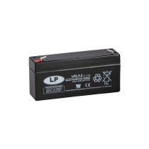 LP 6 V 3,2 Ah akkumulátor