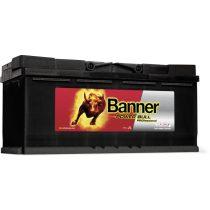 Banner Professional Bull 12V 100Ah 820A jobb+