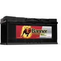 Banner Power Bull Professional 12 V 110 Ah 850 A jobb +