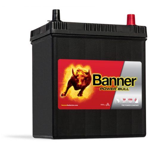 Banner Power Bull 12 V 40 Ah 330A jobb+