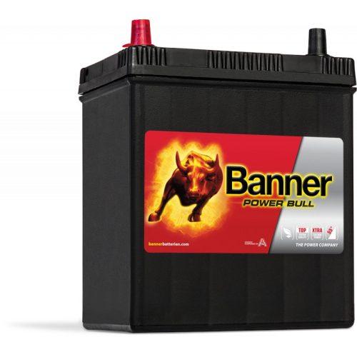 Banner Power Bull 12 V 40 Ah 330A bal+