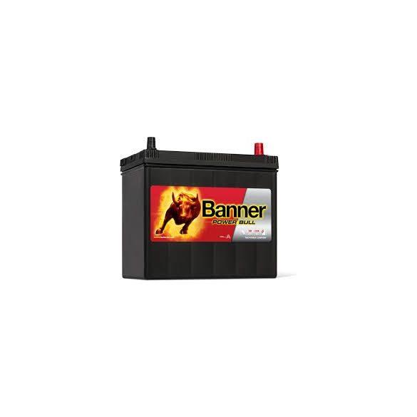 Banner Power Bull 12 V 45Ah 390A jobb+