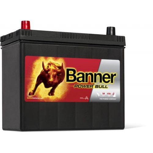 Banner Power Bull 12V 45Ah  390A bal+