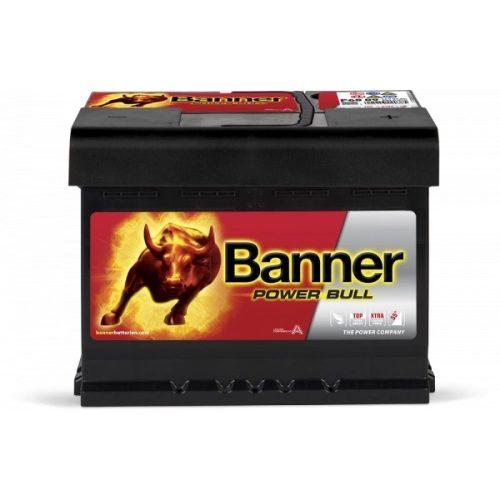 Banner Power Bull 12V 60Ah 540A jobb+