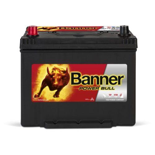 Banner Power Bull 12V 70Ah 600A bal+