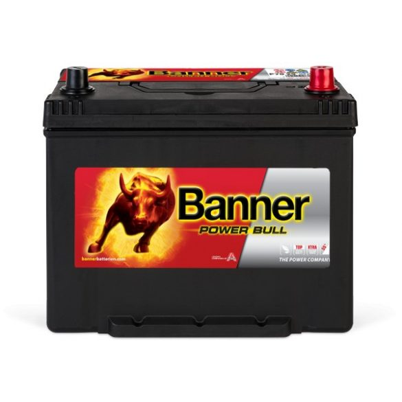 Banner Power Bull 12V 70Ah 600 jobb+