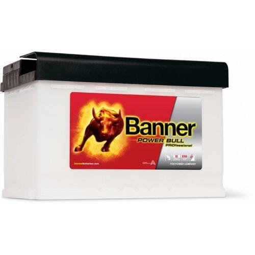 Banner Power Bull Professional 12V 84 Ah 760A jobb+