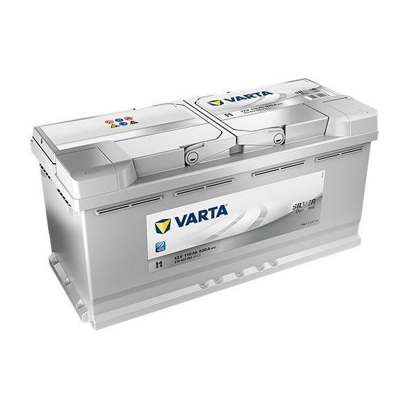 Varta Silver Dynamic 12V 110Ah 920A jobb+