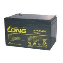 Long 12 V 12 Ah  elektromoskerékpár/roller akkumulátor