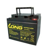 LONG/GLOBE  12 V 50 Ah kerekesszék akkumulátor