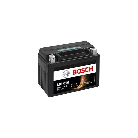 BOSCH YTX4L-BS 12 V 3 Ah 40 A jobb +