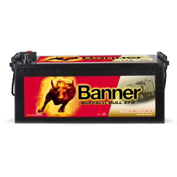 Banner Buffalo Bull EFB 12V 190Ah 1050A bal+