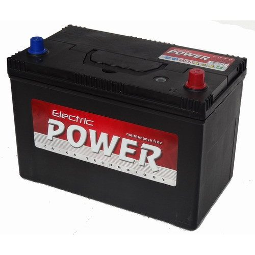 Electric Power 12 V 100Ah japan jobb+