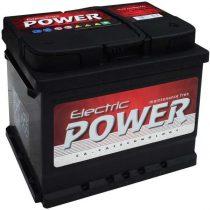Electric Power 12 V 50 Ah 420A jobb +