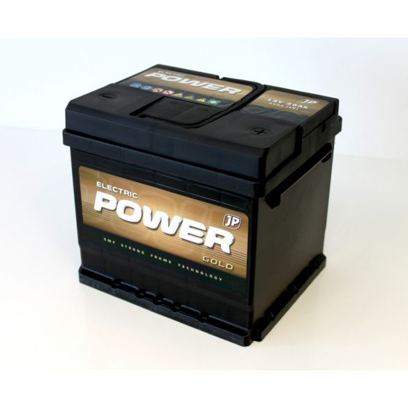 Electric Power Gold 12V 67 Ah 640A jobb+