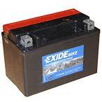 EXIDE YTX9-BS 12V 8Ah Bal+