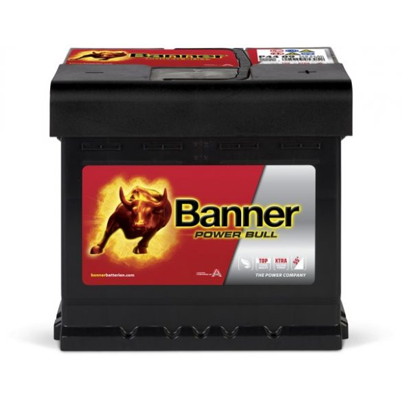 Banner Power Bull 12V 44 Ah 420A jobb +