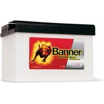Banner Power Bull Proffesional 12 V 77 Ah 680 A jobb +
