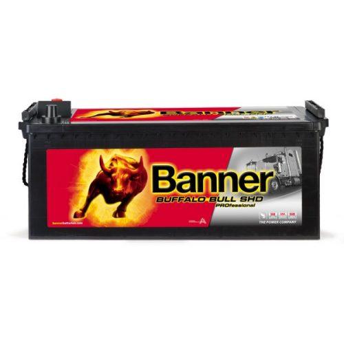 Banner Buffalo Bull SHD Professional 12V 180 Ah 1000A Bal+