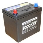 Rocket 12V 65Ah 580A bal+