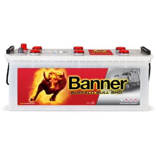 Banner Buffalo Bull SHD 12 V 135 Ah 900 A Bal+