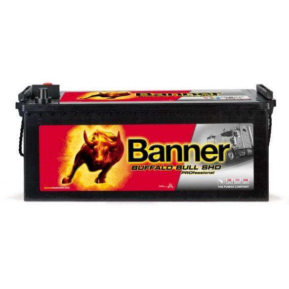 Banner Buffalo Bull SHD Professional 12V 145 Ah 800A Bal+