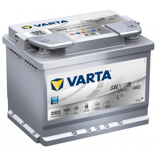 Varta Silver Dynamic AGM 12V 60Ah 680A