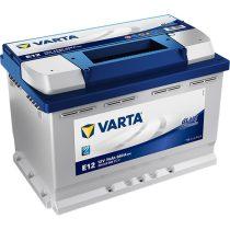Varta Blue Dynamic 12 V 74 Ah 680 A jobb +