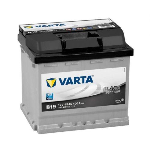 Varta Black Dynamic 12 V 45 Ah 400 A jobb +